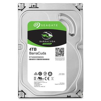 Seagate 【BarraCuda】新梭魚4TB 3.5吋桌上型硬碟(ST4000DM000)(ST4000DM000)