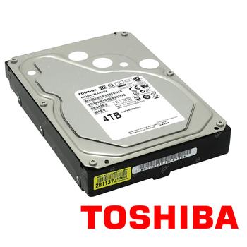 TOSHIBA 東芝 4TB (MD03ACA400V) 3.5吋 7200轉 SATA3 NVR/NAS 影音監控硬碟(MD03ACA400V)
