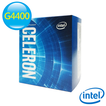 Intel 英特爾 第六代 Pentium G4400 雙核心處理器(G4400)