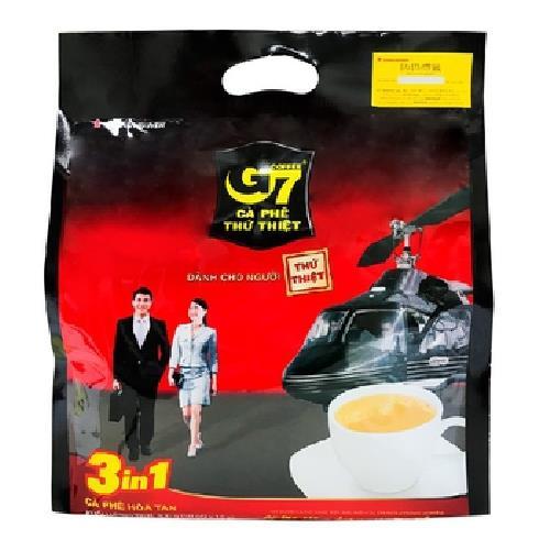《越南 G7》三合一即溶咖啡(16gX50包/袋)-UUPON點數5倍送(即日起~2019-08-29)