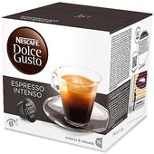 《雀巢》義式濃縮濃烈咖啡膠囊(16顆/盒)