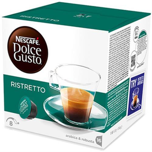 雀巢咖啡 義式濃縮濃厚咖啡膠囊(16顆/盒)