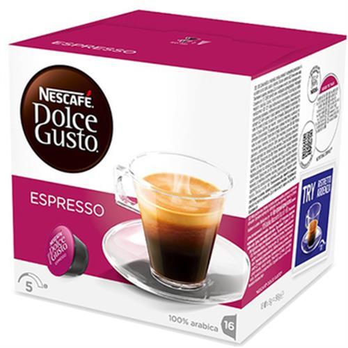 雀巢咖啡 義式濃縮咖啡膠囊(16顆/盒)