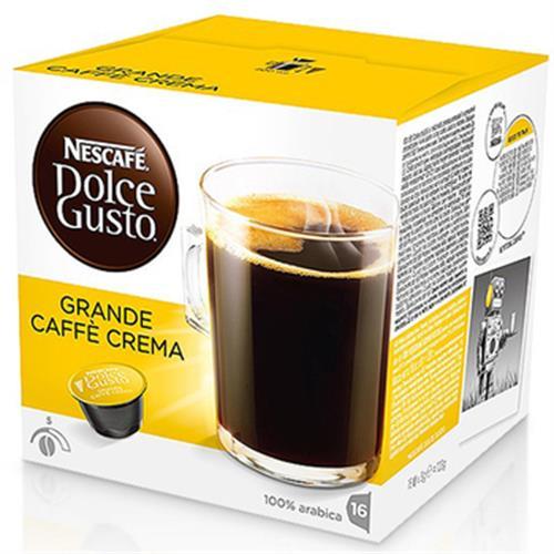 雀巢咖啡 美式醇郁濃滑咖啡膠囊(16顆/盒)