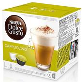 《雀巢咖啡》卡布奇諾咖啡膠囊(16顆/盒)