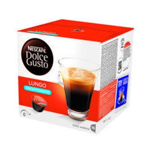 雀巢咖啡 美式濃黑咖啡膠囊(盒)