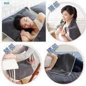《南良》【南良H&H】遠紅外線 蓄熱保溫 健康枕巾 (2入)