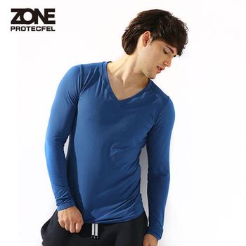 zone protecfel ZONE諾貝爾纖維極地男防護衣(4色任選)+ZONE男內褲(隨機色)(尺寸M-藍色)