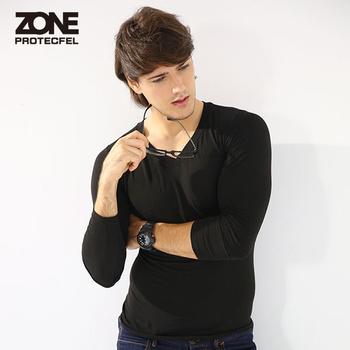zone protecfel ZONE諾貝爾纖維極地男防護衣(4色任選)+ZONE男內褲(隨機色)(尺寸M-黑色)