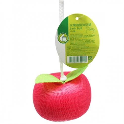FP 水果造型沐浴球(1入)