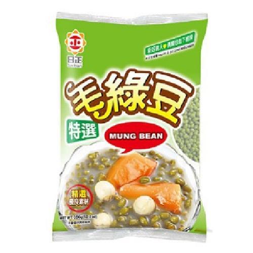 日正 特選毛綠豆(350g/包)