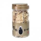 《原味巡禮》芝麻方塊酥(408g/罐)
