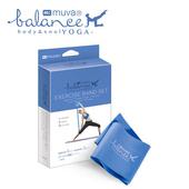 《muva》瑜珈舒展彈力組(碧藍重量級)