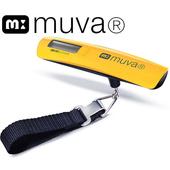 《muva》電子行李秤(黃色)