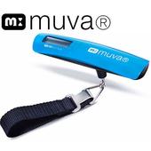 《muva》電子行李秤(藍色)