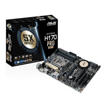 ASUS 華碩 H170-PRO/USB3.1 主機板(H170-PRO/USB3.1)