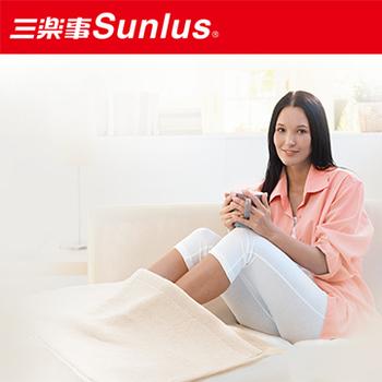 《Sunlus》三樂事雙人足溫電熱毯(SP2407WH)