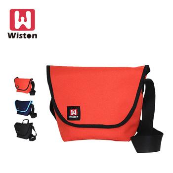 《Wiston》Wiston W121 相機郵差包(小)(深藍)85折