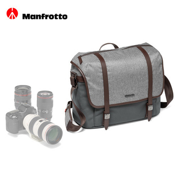 《Manfrotto》Manfrotto 溫莎系列郵差包 M Lifestyle Windsor Messenger M