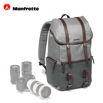 《Manfrotto》Manfrotto 溫莎系列後背包 Lifestyle Windsor Backpack