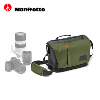 《Manfrotto》Manfrotto 街頭玩家微單眼郵差包 Street CSC Messenger