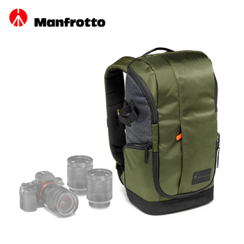 《Manfrotto》Manfrotto 街頭玩家微單眼後背包 Street CSC Backpack贈送GT-01