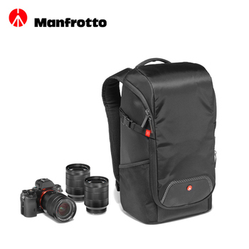 《Manfrotto》Manfrotto 專業級為單眼後背包 I Advanced Campact Baclpack Bag I贈桌上型腳架