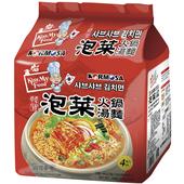 泡菜火鍋湯麵