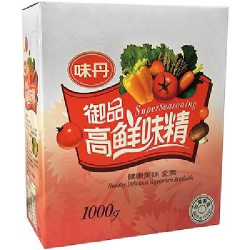 《味丹》御品高鮮味精(1kg/盒)