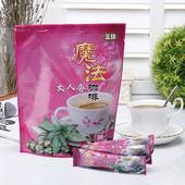 《啡茶不可》金魔法女人香咖啡(20gx20入/包)~讓妳輕鬆舒服過每一天,您最愛的咖啡。