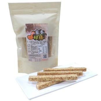 啡茶不可 藜麥棒營養餅干5包(150g/包)~口口酥脆,超涮嘴即食紅藜麥餅乾。