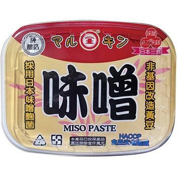 圓金 特釀營養味噌(非基改)(500g)