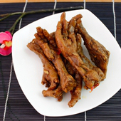 《那魯灣》香滷花椒麻辣雞腳(3包(真空包/300g/包))