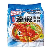 《KORMOSA》龍蝦海鮮湯麵(110g*4包/袋)