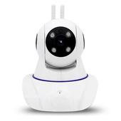 第三代手機連接無線網路智慧旋轉監視機HD7
