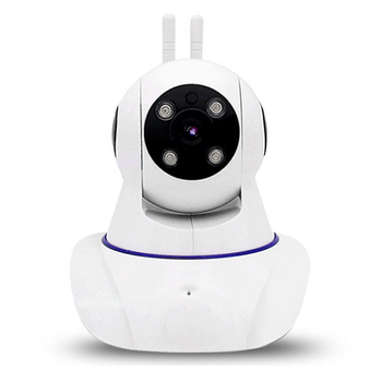 Uta 第三代手機連接無線網路智慧旋轉監視機HD7(白色)