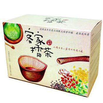 《客家》五色養生擂茶(40g*15包/盒)