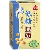 《義美》低糖豆奶(250ml*6包/組)