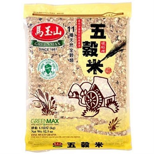 馬玉山 五穀米(1500g)