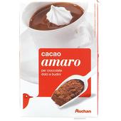 《Auchan》義式可可粉-原味 75g(75g/盒)