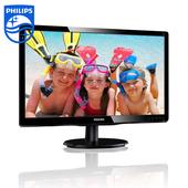 《PHILIPS 飛利浦》20型 200V4QSBR LED 液晶螢幕顯示器(200V4QSBR)