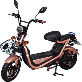 佶典 JD-B5電動自行車(玫瑰金)