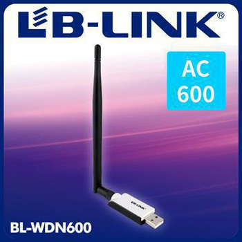 《TO TO》LB-LINK BL-WDN600 雙頻USB無線網卡