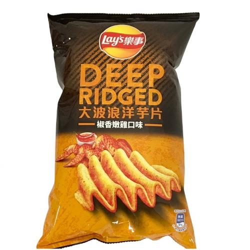 《樂事》大波浪椒香嫩雞(90g/包)
