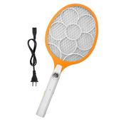 《KINYO》大網面分離式充電捕蚊拍CM-2225