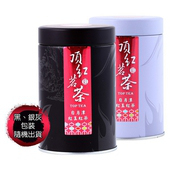 《預購D+3~5天-頂紅》日月潭紅玉紅茶-冷泡茶包(30包/罐)