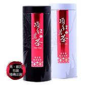 《預購D+3~5天-頂紅》日月潭紅玉紅茶-茶葉(2兩/罐)