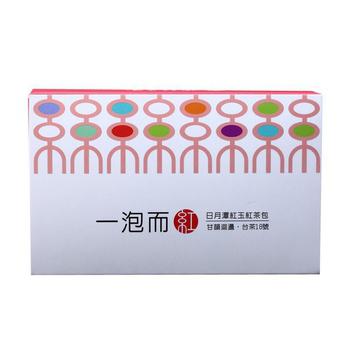 ★結帳現折★【頂紅】 日月潭紅玉紅茶-茶包(10入)(10入/包)