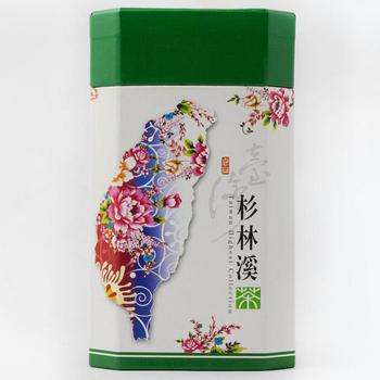 《預購D+3~5天-佶佃商行》【五啢八茶莊】台灣-杉林溪鳳凰山手採烏龍茶(150g 鐵罐裝)