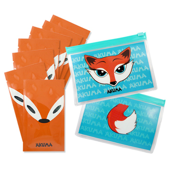 《AKUMA》狐狸睛生物纖維緊緻修護眼膜(7mlx7入/一組)